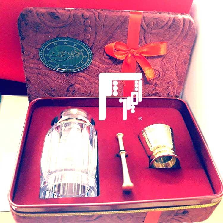 خرید پک کادویی زعفران