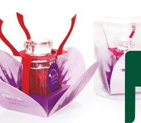 طراحی جدید ترین بسته بندی زعفران